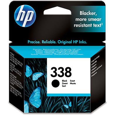 HP C8765EE No.338 Black Ink Cartridge (450 Pages)