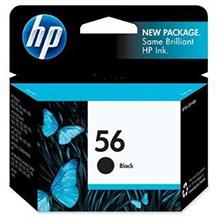 HP No.56 Small Black Inkjet Print Cartridge