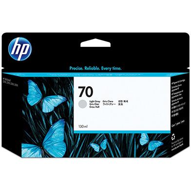 HP C9451A No.70 Light Grey Ink Cartridge (130ml)
