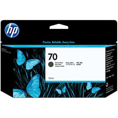 HP C9448A No.70 Matte Black Ink Cartridge (130ml)