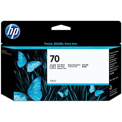 HP C9449A No.70 Photo Black Ink Cartridge (130ml)
