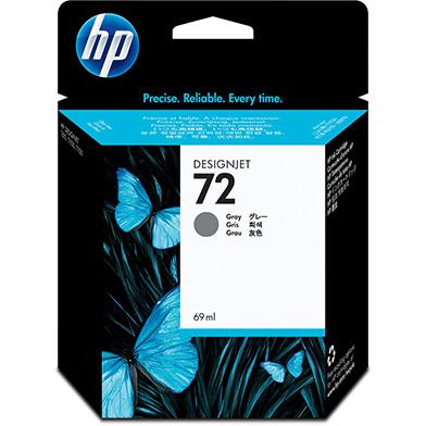 HP C9401A No.72 Grey Ink Cartridge (69ml)