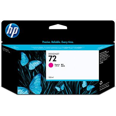 HP C9372A No.72 Magenta Ink Cartridge (130ml)