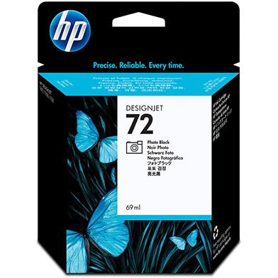 HP C9397A No.72 Photo Black Ink Cartridge (69ml)