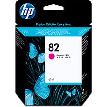 HP No.82 Magenta Ink Cartridge (69ml)