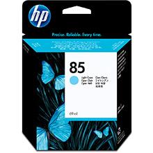 HP No.85 Light Cyan Ink Cartridge (69ml)