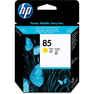 HP C9422A No.85 Yellow Printhead