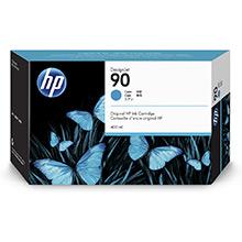 HP No.90 Cyan Ink Cartridge (400ml)