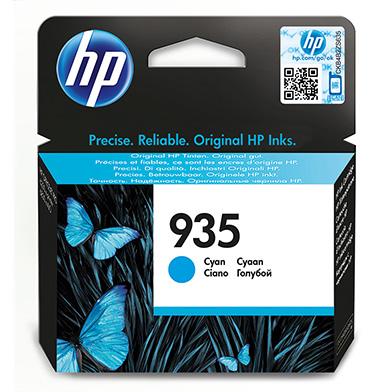 HP C2P20AE 935 Cyan Ink Cartridge (400 Pages)