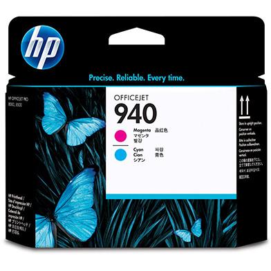 HP No.940 Magenta and Cyan Printhead