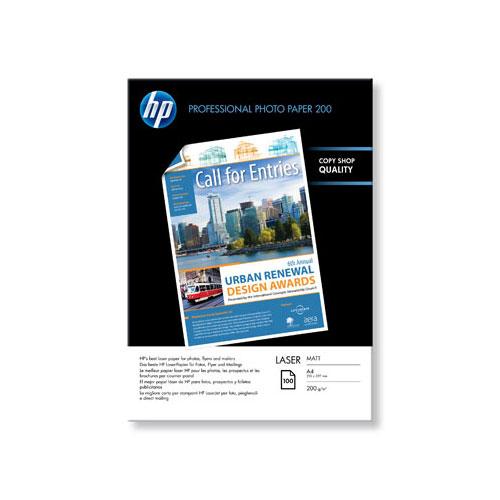 HP  Laser A4 Matte Photo Paper