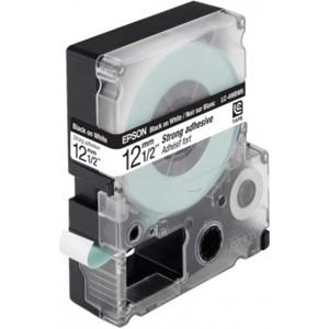 Epson Black/White 12mm (9m) tape