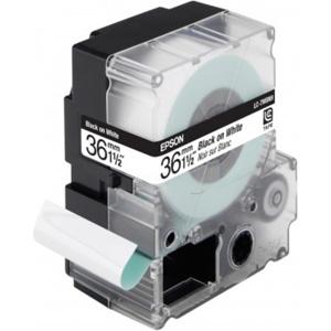Epson Black/White 36mm (9m) tape