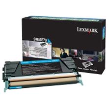 Lexmark 24B5579 24B5579 Cyan Return Program Toner Cartridge (10,000 Pages)