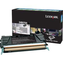 Lexmark 24B5700 24B5700 Black Return Program Toner Cartridge (12,000 Pages)