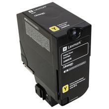 Lexmark 24B6518 24B6518 Yellow Toner Cartridge (16,000 Pages)