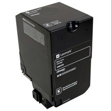 Lexmark 24B6720 24B6720 Black Toner Cartridge (20,000 Pages)