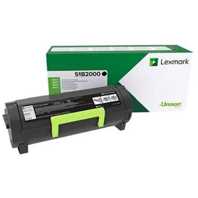Lexmark Black Return Program Toner Cartridge (2,500 Pages)