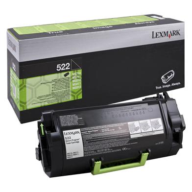 Lexmark 52D2000 522 RP Toner Cartridge (6,000 Pages)
