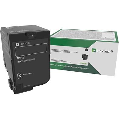 Lexmark 75B20K0 Black Return Programme Toner Cartridge (13,000 Pages)