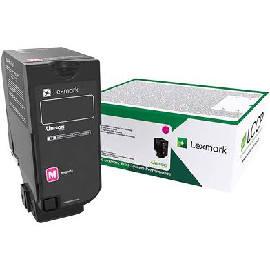 Lexmark 75B20M0 Magenta Return Programme Toner Cartridge (10,000 Pages)