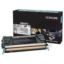 Lexmark 24B5578 Black Return Program Toner Cartridge (12,000 Pages)