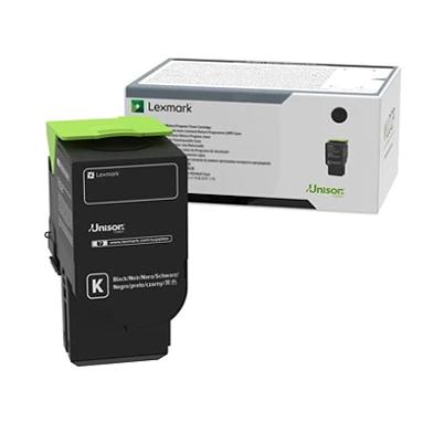 Lexmark C250U10 Black Ultra High Yield Toner Cartridge (8,000 Pages)