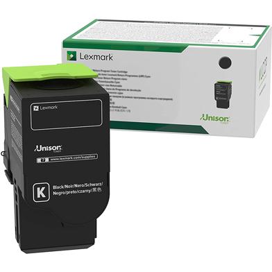 Lexmark C252UK0 Black Ultra High Yield Return Programme Toner Cartridge (8,000 Pages)