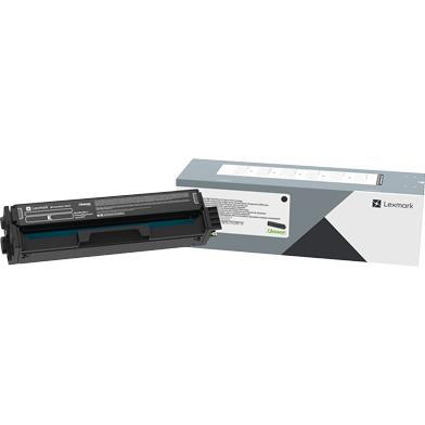 Lexmark Black High Yield Toner Cartridge (6,000 Pages)