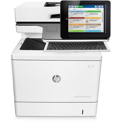 HP Color Laserjet Enterprise Flow MFP M577c