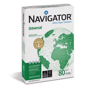 Portucel  Navigator Universal 80gsm A4 Box of 10 reams