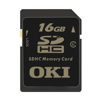 OKI 01272701 16GB Secure Digital Memory Card