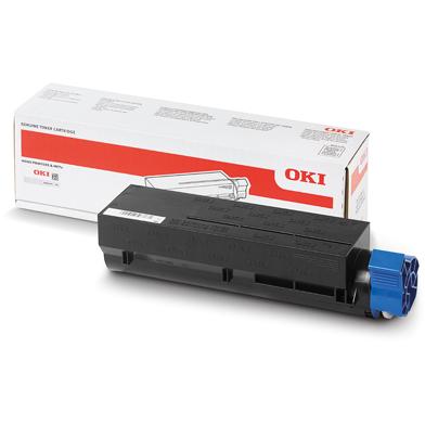 OKI 45807111 Toner Cartridge (12,000 Pages)
