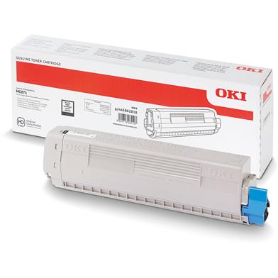 OKI High Capacity Black Toner Cartridge (15,000 Pages)