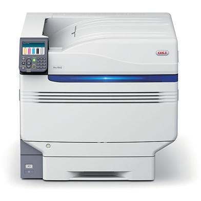 OKI Pro9542dn (White Toner)