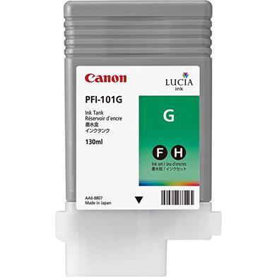 Canon PFI-101G Green Ink Cartridge (130ml)