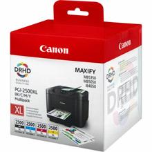Canon  PGI-2500XL CYMK Ink Multipack
