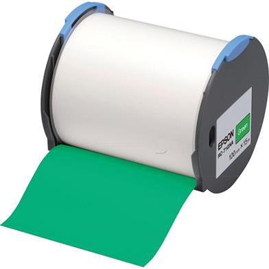 Epson 100mm x 15m Green Tape