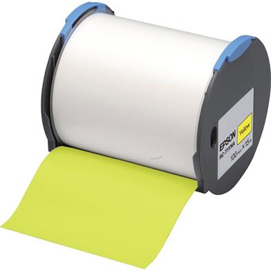 Epson 100mm x 15m Yellow Tape