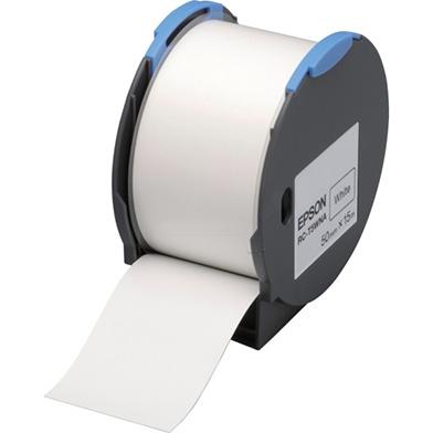 Epson 50mm x 15m White Tape