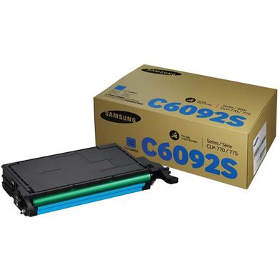 Samsung SU082A CLT-C6092S Cyan Toner (7,000 Pages)