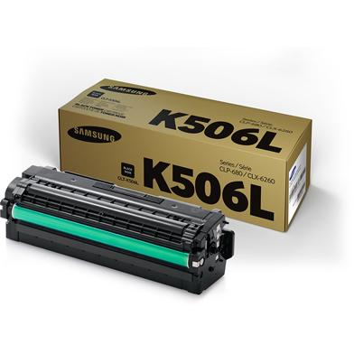 Samsung SU171A CLT-K506L Black Toner Cartridge (6,000 Pages)