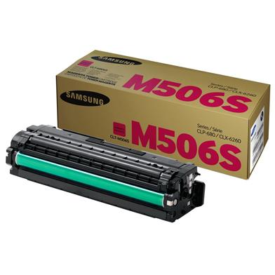 Samsung SU314A CLT-M506S Magenta Toner Cartridge (1,500 Pages)