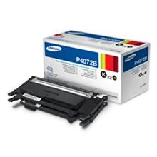 Samsung SU381A CLT-P4072B Black Toner Cartridge Twin Pack (1.5K Pages x 2)