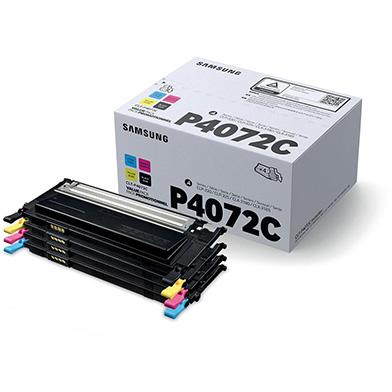 Samsung SU382A CLT-P4072C Toner Rainbow Pack CMYK (1,000 Pages)