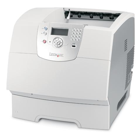 lexmark t644 a4 mono laser printer 0020g0301 rh printerland co uk lexmark t654 printer manual lexmark t640 printer manual