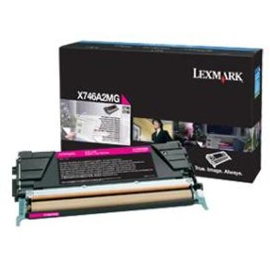 Lexmark Magenta Toner Cartridge (7,000 Pages)