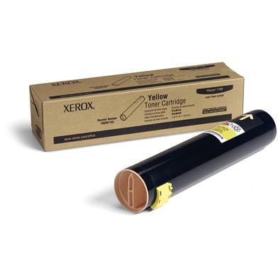 Xerox Yellow Toner Cartridge (25,000 Pages)
