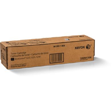 Xerox 106R01306 Black 106R01306 Toner Cartridge (30,000 Pages)