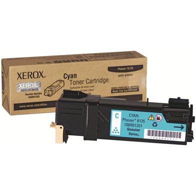 Xerox 106R01331 Cyan Toner Cartridge (1,000 Pages)